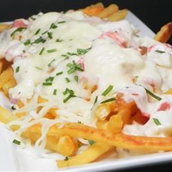 Canadian - Creamed Hot Lobster Sandwich or Lobster Poutine ...