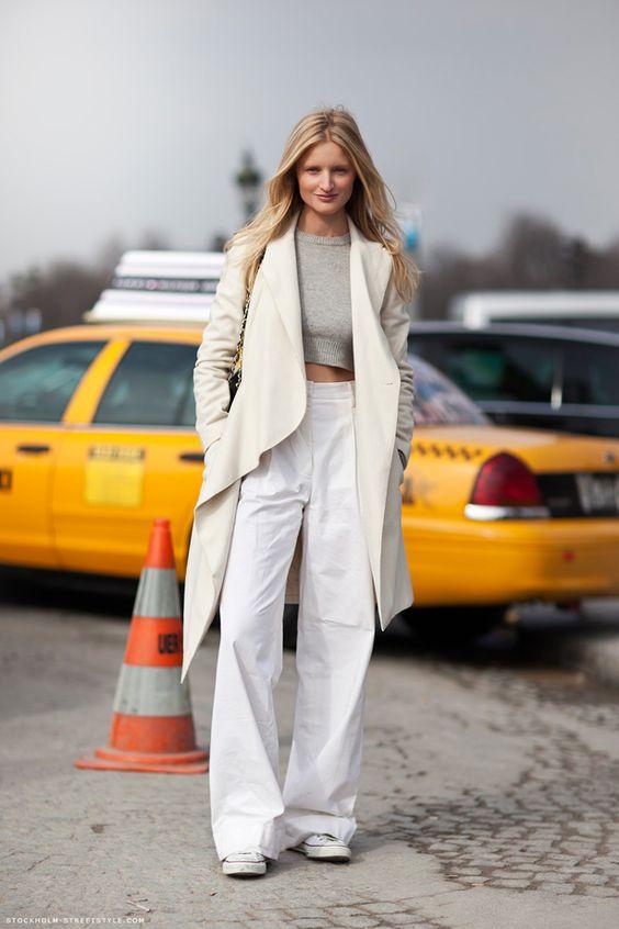 winter whites: