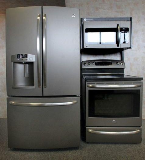 No fingerprint appliances