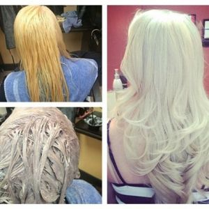 Hairstylist Dustin Stone Client Wcolored 6 7 Hair