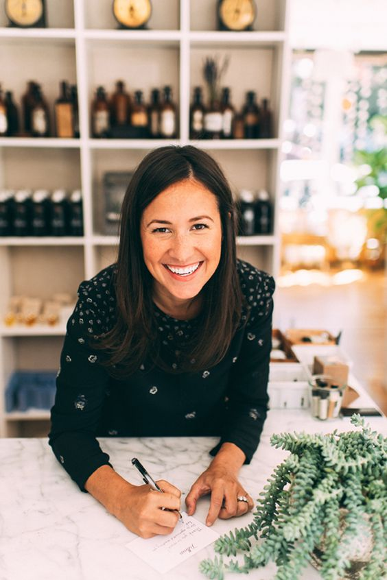 Meet Tara Foley, President of Follain, #theeverygirl:
