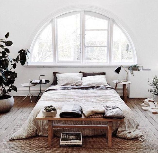 Elegir lámparas auxiliares para el dormitorio