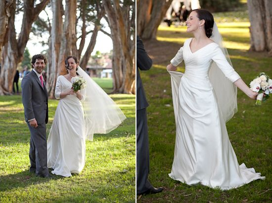 Dresses With Sleeves, Jewish Weddings And Wedding Dressses