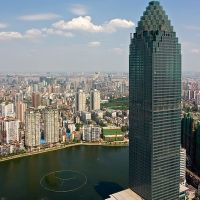 Tallest Buildings in Wuhan over 300m