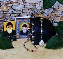 Výsledok vyhľadávania obrázkov pre dopyt st charbel rosary