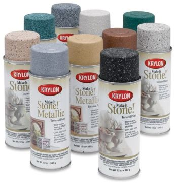 Image result for krylon make it stone