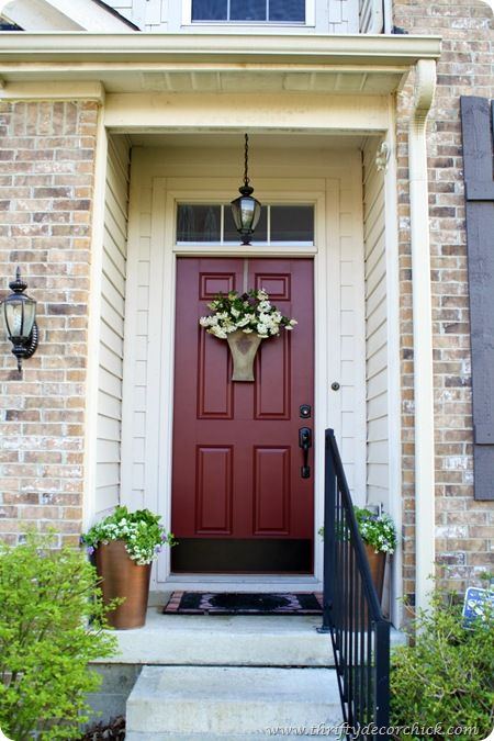 love this front door color martha stewart home depot on home depot exterior paint colors id=96737