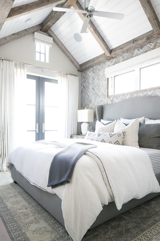 10 creative ways to decorate with shiplap schneiderman 39 s for Best way to decorate bedroom