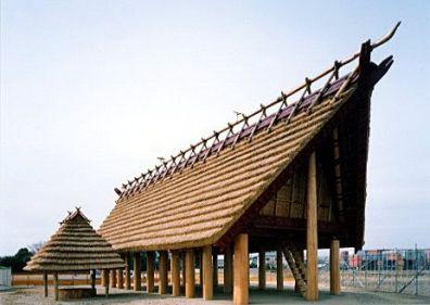 Yayoi architecture, Yayoi period, Japanese history