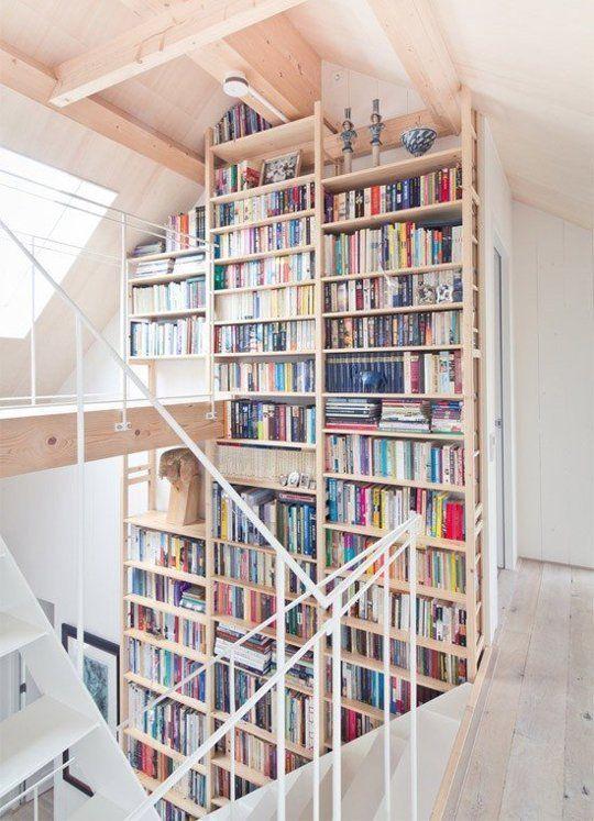 Design Dozen: The World's Coolest Built-In Bookshelves: