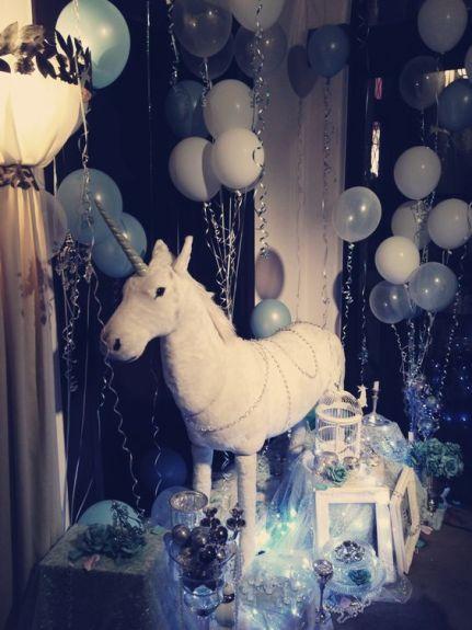 DECOLATION unicorn: