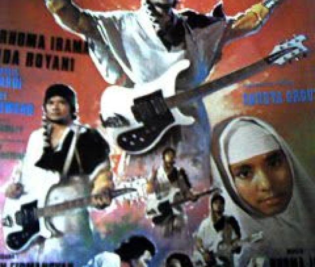 Poster Film Bioskop Jadul