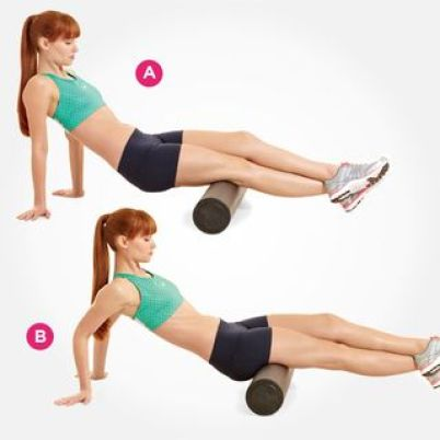 Hamstrings http://www.womenshealthmag.com/fitness/foam-roller-exercises/hamstrings:
