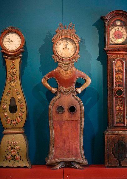 Clocks: