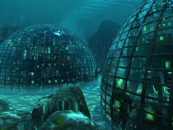 Lost City of Atlantis   bermuda triangle, atlantis ...