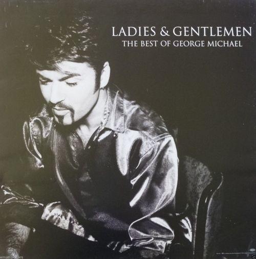 Poster do filme The Best of George Michael - Ladies e Gentlemen