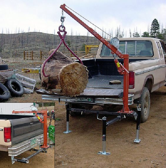 Image Result For How To Make A Log Splitter With A Hydraulic Jack