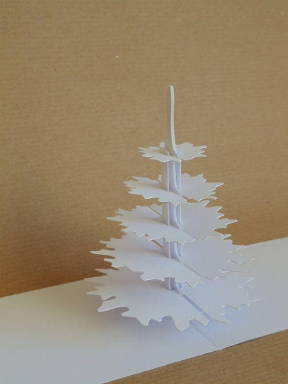 Paper Pop Up Tree Dioramas Pop Ups And Parallax