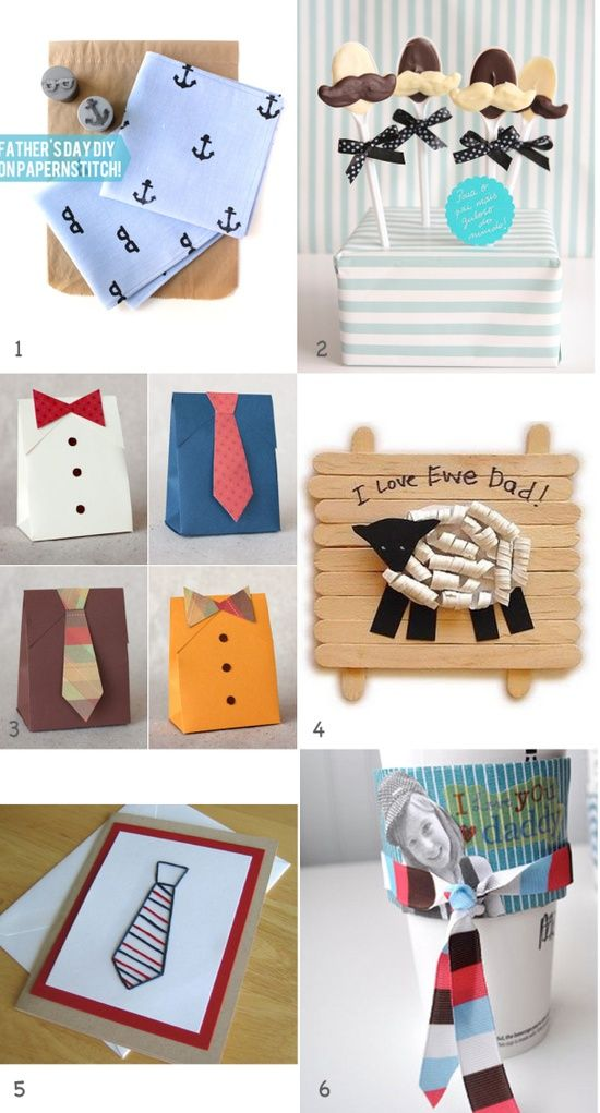 Father's Day Craft Ideas -- donpepino.com #fathersday #diy ...