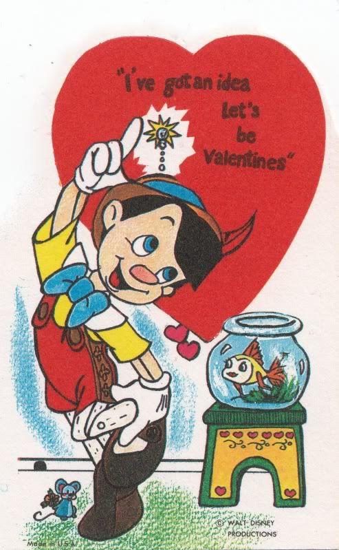 Vintage Disney Valentines Day Cards Wwwimgkidcom The