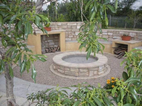 Boma with natural Cladding | Outdoor spaces/Gardening ... on Modern Boma Ideas id=48943