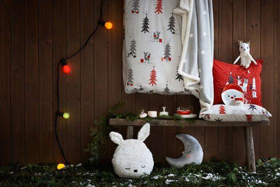 H&M Home kerstcollectie