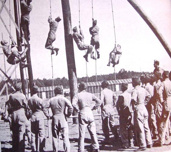 Easy Company at Camp Toccoa:
