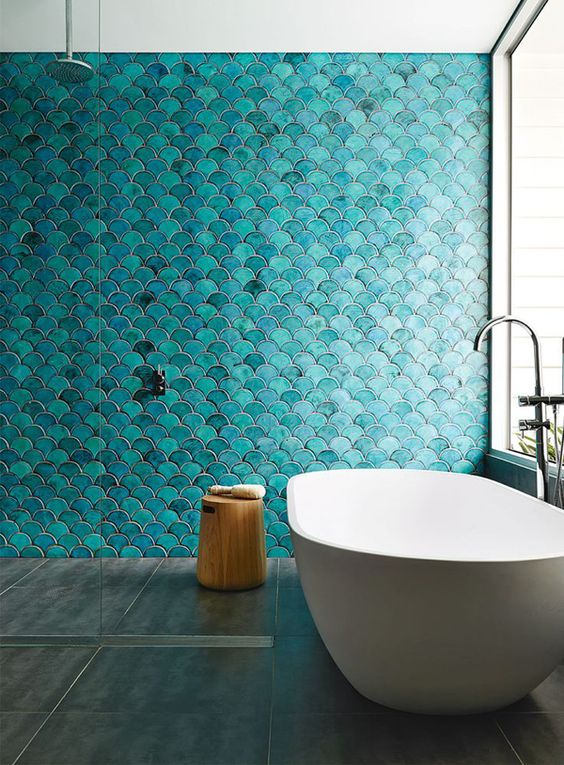 turquoise tiles - Google Search