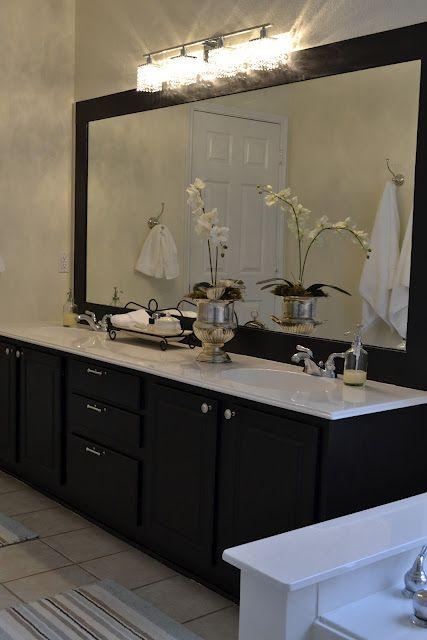 Master Bath Facelift For The Home Pinterest Vanities