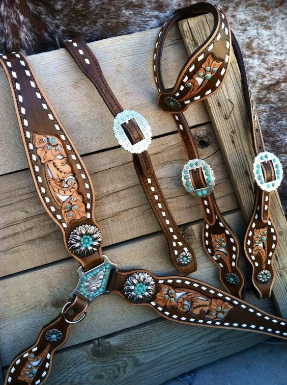 Blingmyride Com Awesome Tack Set Rodeo Rags