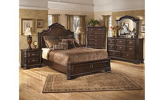 Hardinsburg Sleigh Bedroom Set By Ashley Furniture I Like