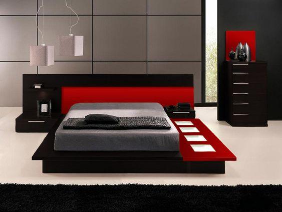 Platform Beds Modern Platform Bed And Platform On Pinterest