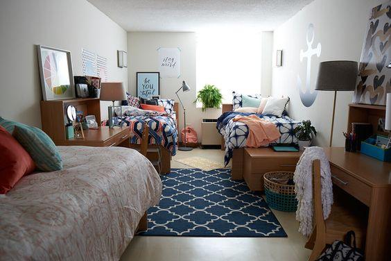 Hofstra University Dorm Room: