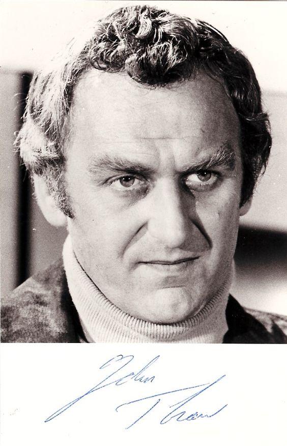 John Thaw The Sweeney as Jack Regan.: