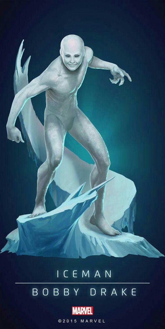 Poster do filme O Homem que Saiu do Gelo