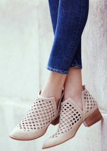 Taggart Booties by Jeffrey Campbell: