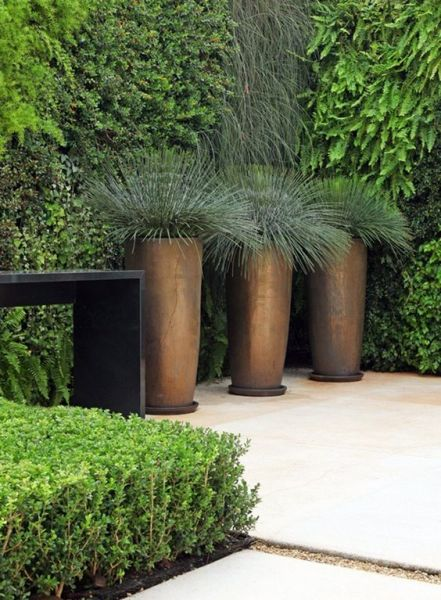 contemporary garden planters 1000+ ideas about Contemporary Planters on Pinterest