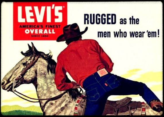 On May 20, 1873, San Francisco businessman Levi Strauss and Reno, Nevada, tailor Jacob Davis were given a patent to create work pants reinforced with metal rivets, marking the birth of one of the world's most famous garments: blue jeans.: