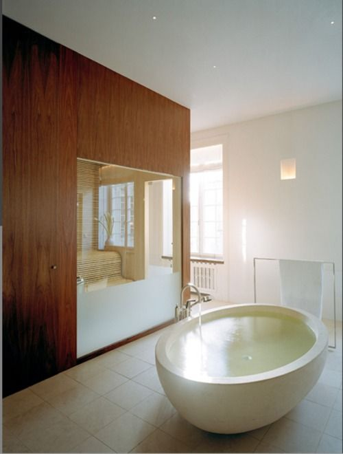 Master Bath With SaunaStockholm Bathrooms