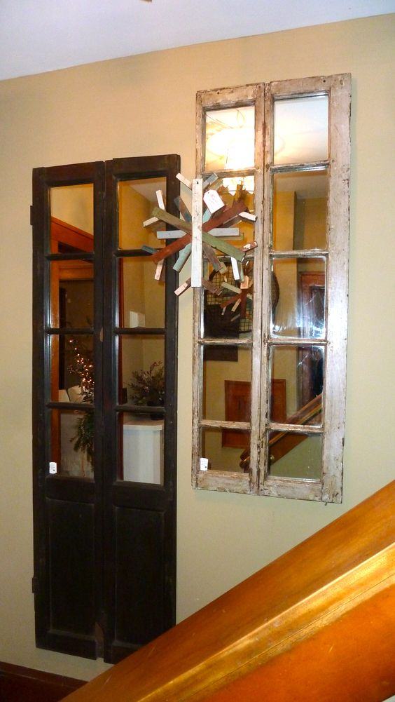 Stairs Hall Mirrors And Doors On Pinterest