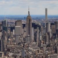 Tallest Skyscrapers in New York City over 1000-foot