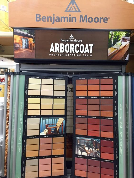 did you know benjamin moore arborcoat exterior stains came on benjamin moore exterior color chart id=62134