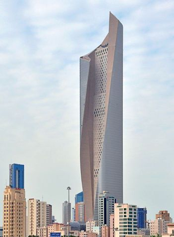 Al Hamra Firdous Tower in Kuwait