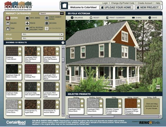colorview exterior style and color visualizer try out on benjamin moore house paint simulator id=36165