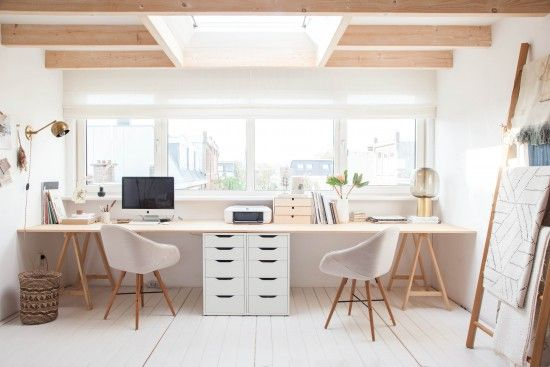 Six Steps to a Fun, Fresh and Functional Home Office: