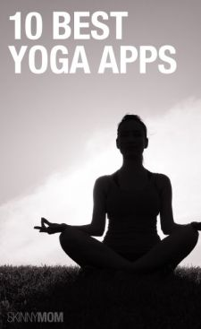 Find your zen with these apps! #Yoga: