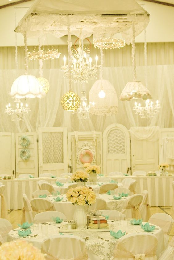 Super cute LDS Cultural Hall Decoration Ideas