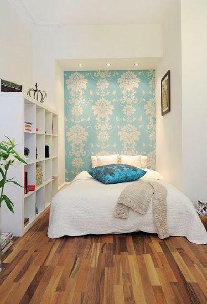 Ideas para dormitorios pequeños | Decorar tu casa es facilisimo.com: