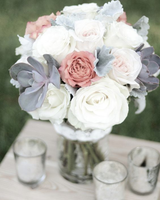 Breathe In these Stunning Wedding Bouquets. http://www.modwedding.com/2014/01/29/breathe-in-these-stunning-wedding-bouquets/ #wedding #weddings #bouquets: