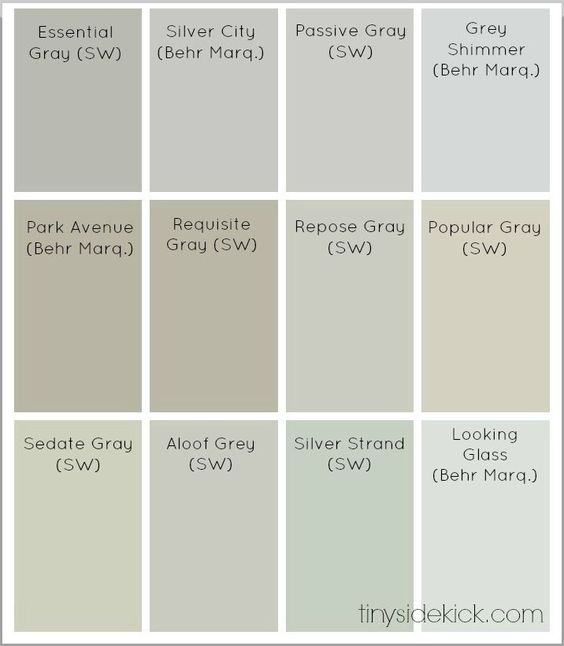 how to choose neutral paint colors 12 perfect neutrals on benjamin moore color chart visualizer id=41812